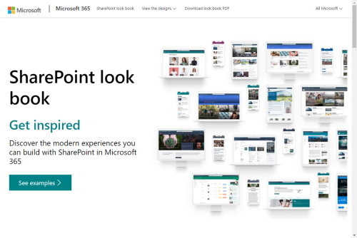 SharePoint Look book
