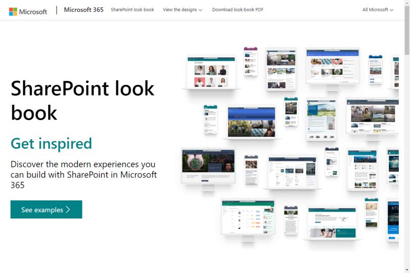 SharePoint Look book